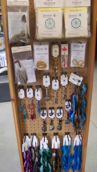 The Wahta Station Jewellery Display 2