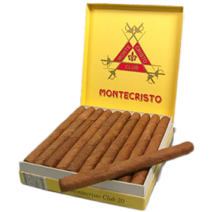 Montecristo Clubs MM CP 20 Pkg