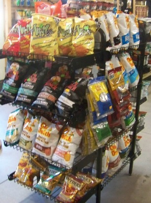 Wahta Station Snacks 3