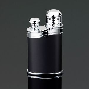 Siglo Bean Shaped Lighter Matt Black