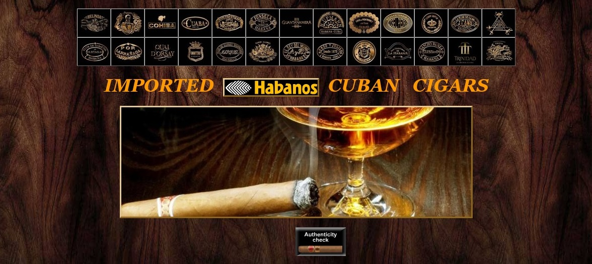 Authentic Cuban Cigars